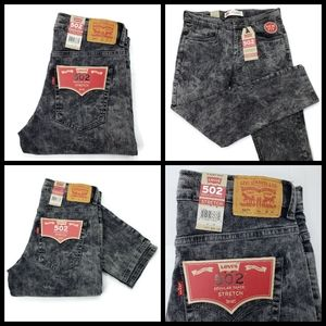 New, Levi's 502 Jeans, size 30x26, stretch materia